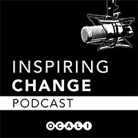 Inspiring Change Podcast - Album Art